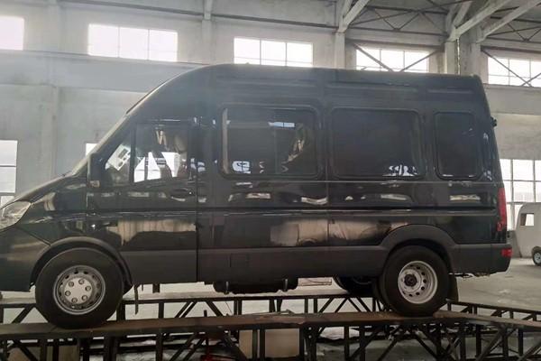阳东县自动挡国六房车中恒房车很实惠图片
