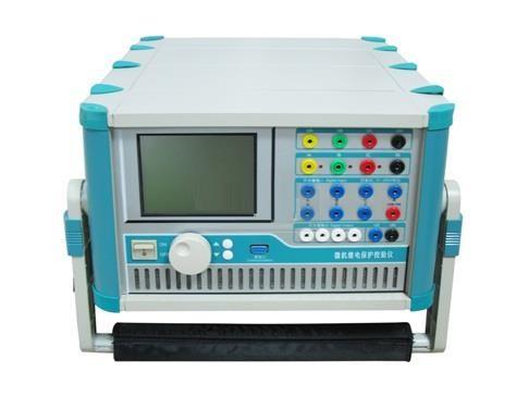 继保资讯:安达GCJB-702微机继电保护测试仪厂家直销「单片机」