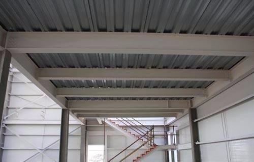 引荐-红桥区钢结构二层天津钢结构隔层后果好吗?